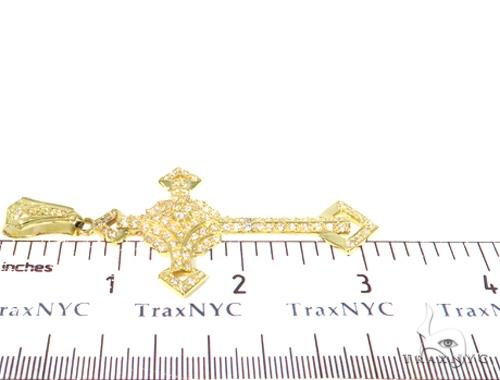 Eros Diamond Cross Crucifix 45505 Diamond