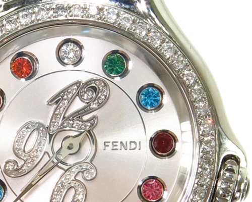 Fendi Crazy Carat  Watch Special Watches