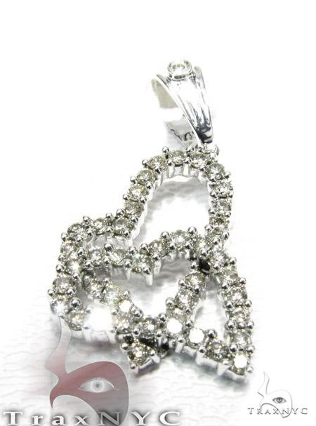 Forever Heart Pendant Stone