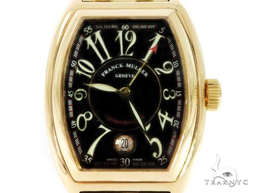 Franck Muller Conquistador Chronograph Watch 49753 Franck Muller