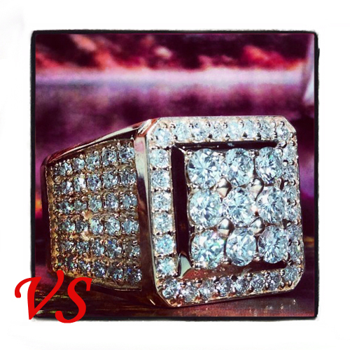 Freeze 14K Gold Premiere Ring 45293 Stone