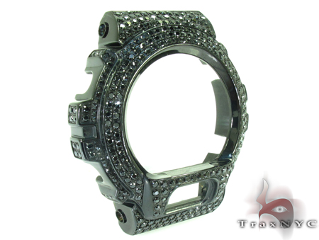 G-Shock Black Color CZ Case 27264 G-Shock