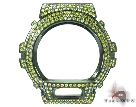 G-Shock Canary Color CZ Case 27265 G-Shock