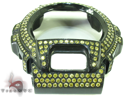 G-Shock Canary Color CZ Case 27265 G-Shock