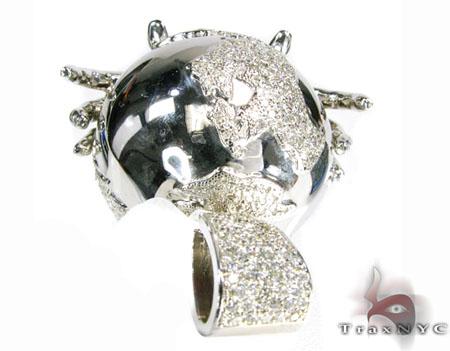 Globe Pendant Metal