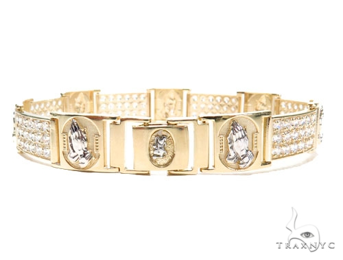 Gold Bracelet 41985 Gold