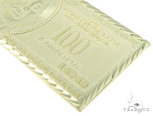 Golden Cash Gold Pendant 44922 Metal
