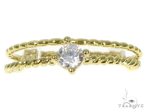 Grace Diamond Ring Set 45475 Anniversary/Fashion