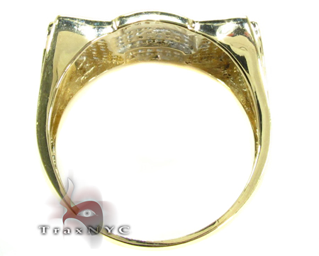 Greatest Leader Diamond Ring Stone