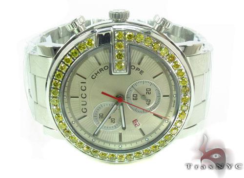 Gucci Diamond Watch Gucci