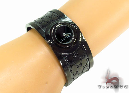 Gucci Ladies Black Watch Gucci