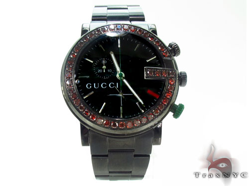Gucci Red Diamond 101M Watch Gucci