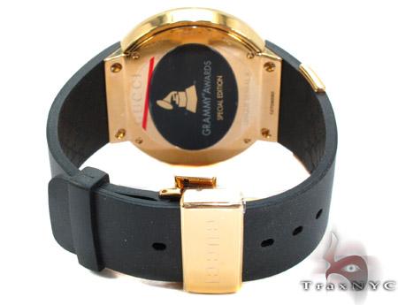 Gucci Special Edition Grammy Black & Gold Mens Digital Watch YA114215 Gucci