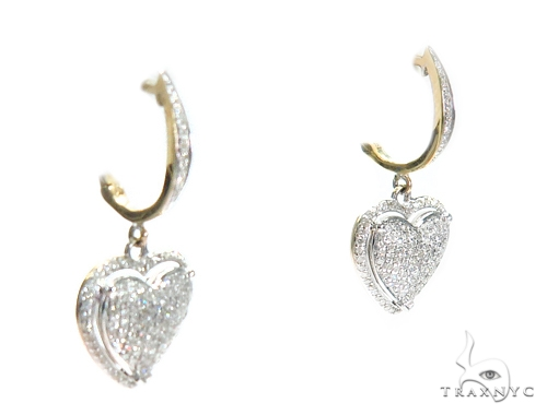 Heart Bell Prong 42591 Stone