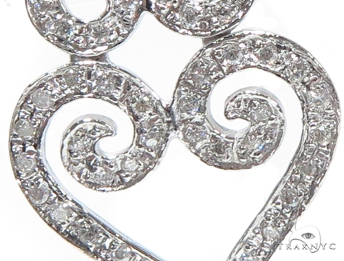 Helios Diamond Earrings 41656 Stone