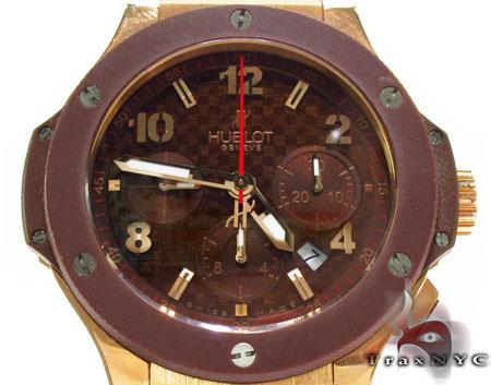 Hublot Big Bang Capuccino Watch 28189 Hublot
