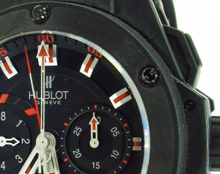 Hublot King Power Foudroyante Black Magic Watch Hublot