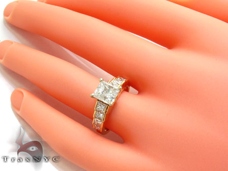 Infinite Love Ring Engagement