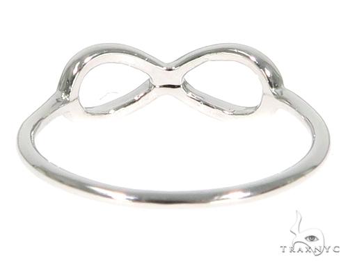 Infinity Gold Fashion Ring 45473 Anniversary/Fashion