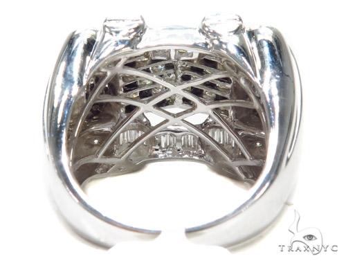 Invisible Colored Diamond Ring 42948 Stone