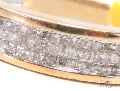 Invisible Diamond  Pinky Ring 43756 Style