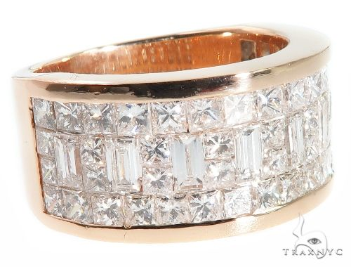 Invisible Diamond Band 64133 Stone