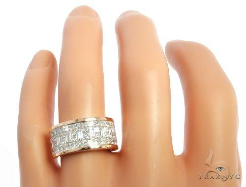 Invisible Diamond Band 64133 Stone