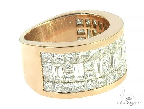 Invisible Diamond Band 65707 Style