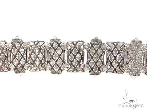 Invisible Diamond Bracelet 44057 Diamond