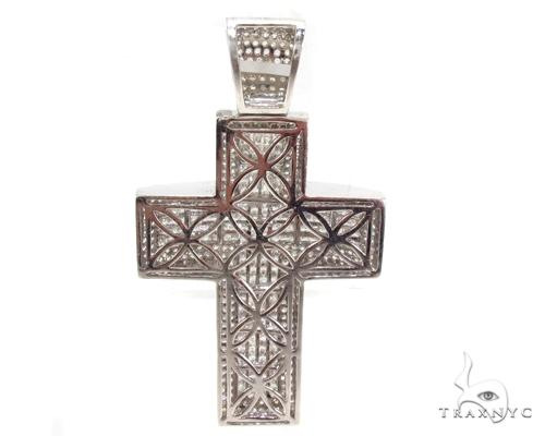 Invisible Diamond Cross Crucifix 35534 Diamond