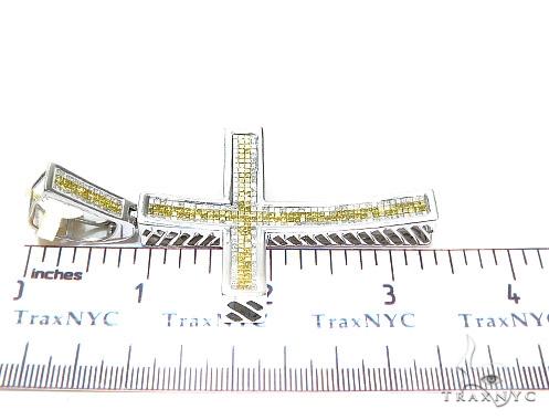 Invisible Diamond Cross Crucifix 42078 Diamond