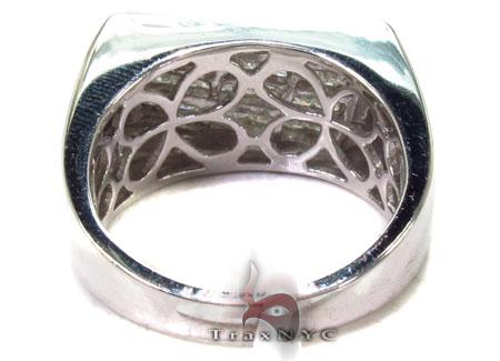 Invisible Diamond Ring 28847 Stone