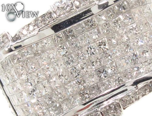 Invisible Diamond Ring 35217 Stone