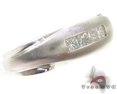 Mens Look at You Princess Cut Engagement Ring Stone