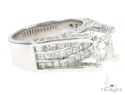 Invisible Diamond Wedding Set 65527 Anniversary/Fashion