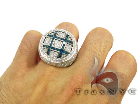 Invisible Ocean XL Ring Stone
