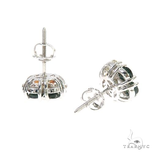 Ireland Sapphire Flower Earrings 67136 Multicolor SAPPHIRE