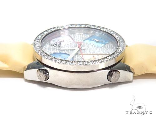 JACOB & Co Five Time Zone Diamond Watch JCM44 40999 JACOB & Co