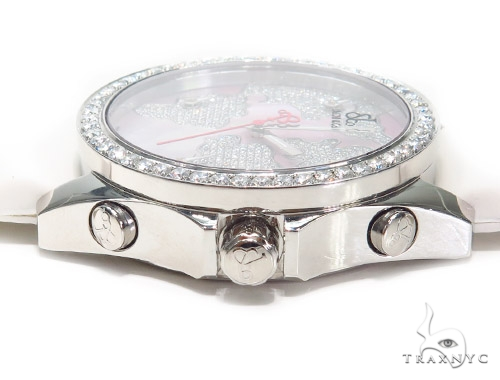 JACOB & Co Five Time Zone Diamond Watch JCM47WP 41010 JACOB & Co