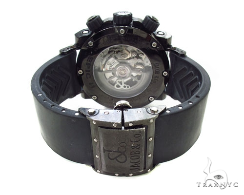 Jacob & Co Black Watch Special Watches