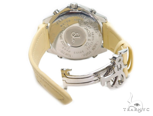 Jacob & Co. JCATH7 Five Time Zone Watch 40995 JACOB & Co