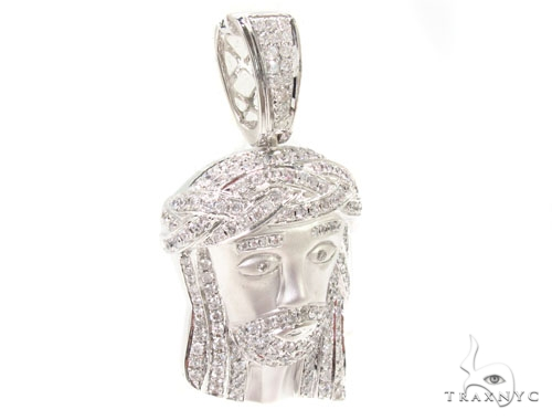 Jesus Crown of Thorns Pendant 36618 Style