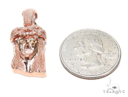 Jesus Diamond Pendant 44757 Style