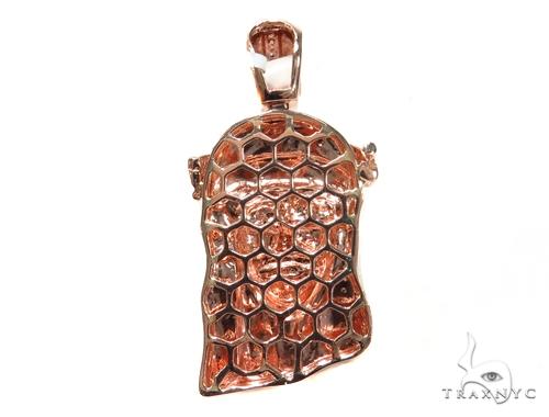 Jesus Diamond Pendant 44772 Style