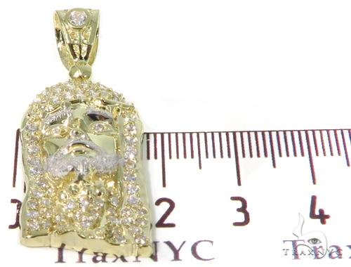 Jesus Gold Pendant 45451 Style