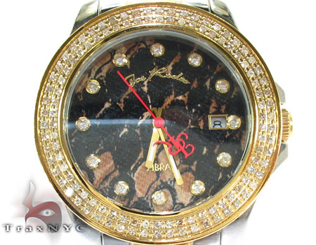 Joe Rodeo Zibra Ladies Diamond Watch Joe Rodeo & JoJo