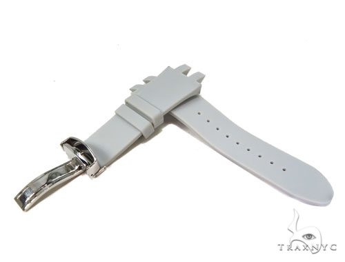 Joe Rodeo Light Gray Watch Band 36891 Watch Accessories