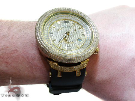 Joe Rodeo Master Diamond Bezel Watch JJM 69 Joe Rodeo
