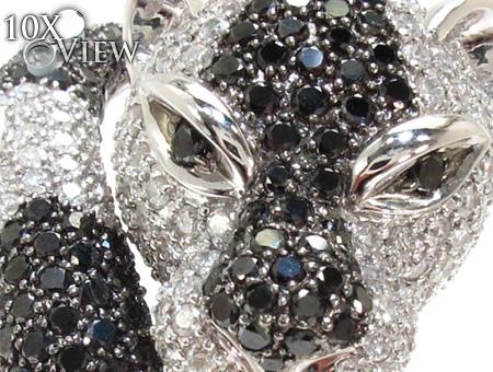 Ladies Cougar Diamond Bracelet 21244 Diamond