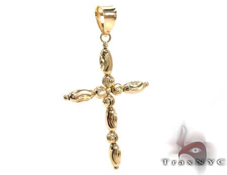 Ladies Cross Crucifix Pendant 21548 Style